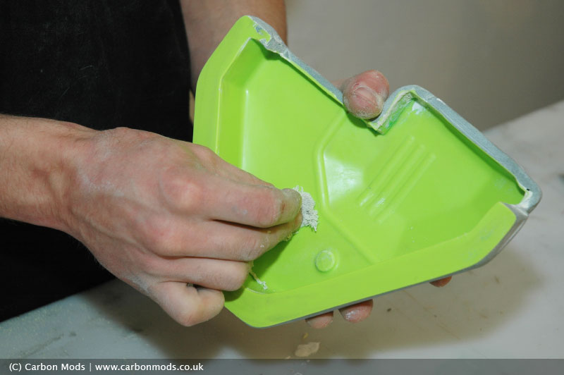 Epoxy Mold Making : Complete epoxy mould making starter kit for carbon fibre