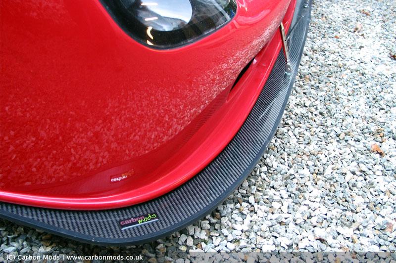 Universal Carbon Fibre Front Splitter Kit - Easy Composites