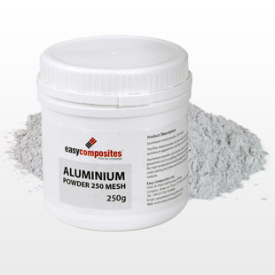 Aluminium Aluminum Metal Filler Powder Easy Composites