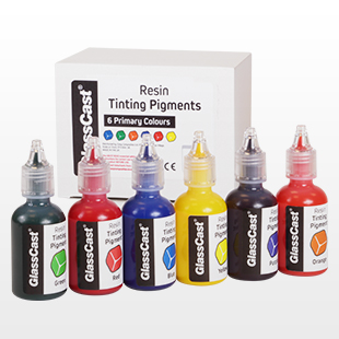 Translucent Tinting Pigments For Clear Casting Resin 6
