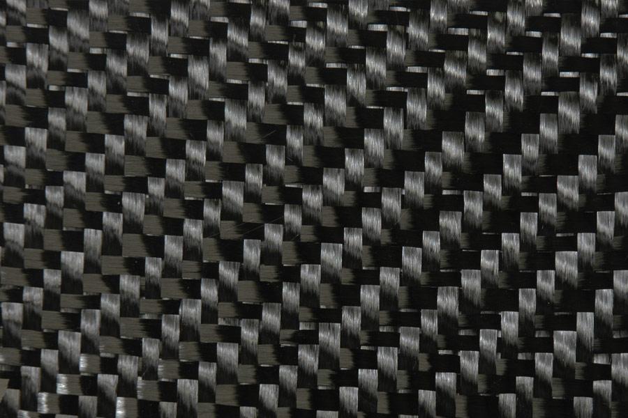 Heavyweight 12k 650g Carbon Fibre Cloth Fabric 1m Wide