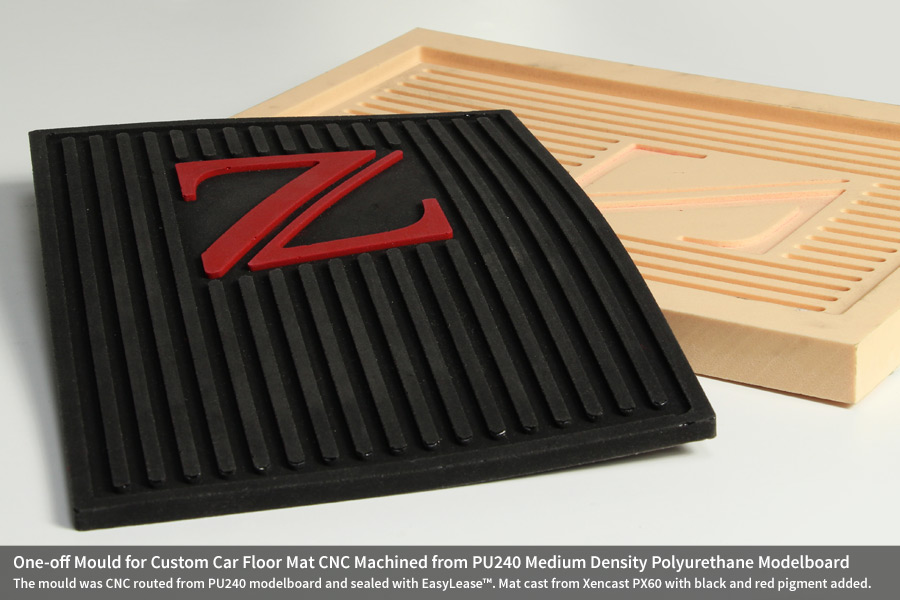 Medium Density Board ~ Polyurethane pu model board tooling block in medium
