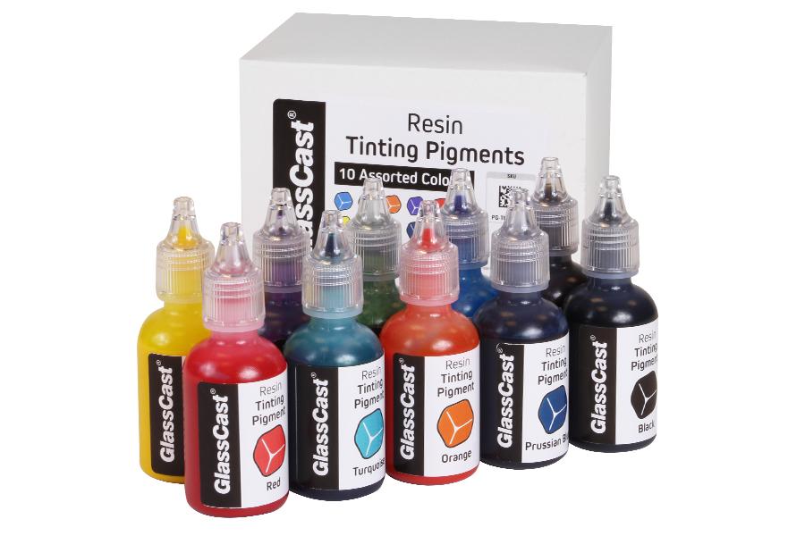 RTV Silicone Rubber Pigment Black 50g