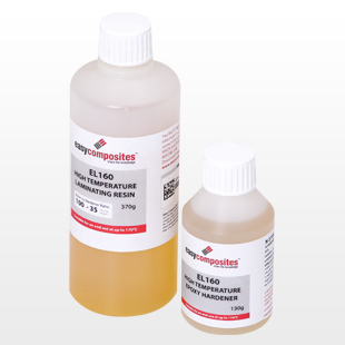 EL160 High Temp Epoxy Laminating Resin